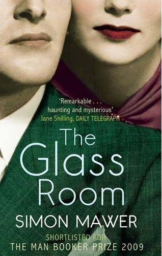 The Glass Room by Simon Mawer. Image from Simon Mawer.